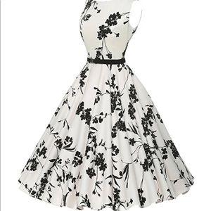 Style vintage dress